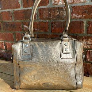 FOSSIL Marlow Turnlock Satchel Purse/shoulder bag
